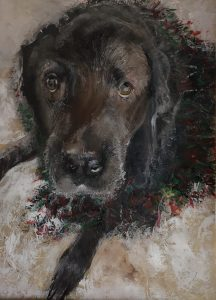 Labrador painting commission